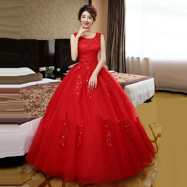 Red Queens Dress Sam38 Thestylevogue